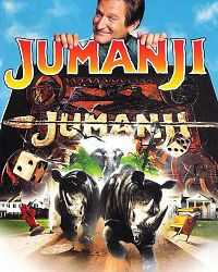 Jumanji (1995) Hindi Dubbed Tamil - English Download 400mb Dual Audio