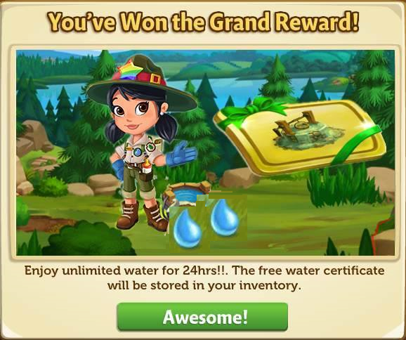 FarmVille 2 : Get Free Water at below Link! - Games Media