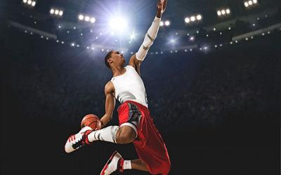 Derrick Rose Basket NBA - Fond d'écran en Full HD 1080p