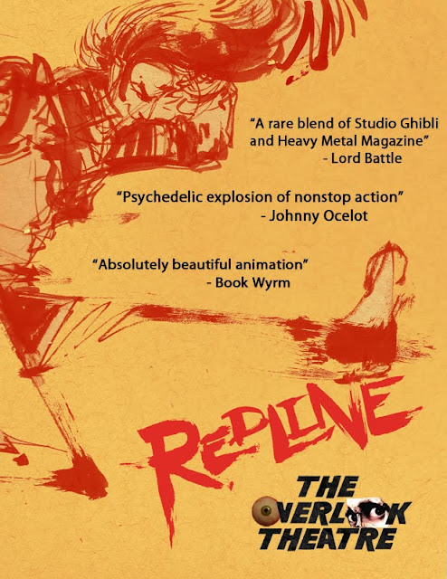Redline and what should be it's Criterion Cover