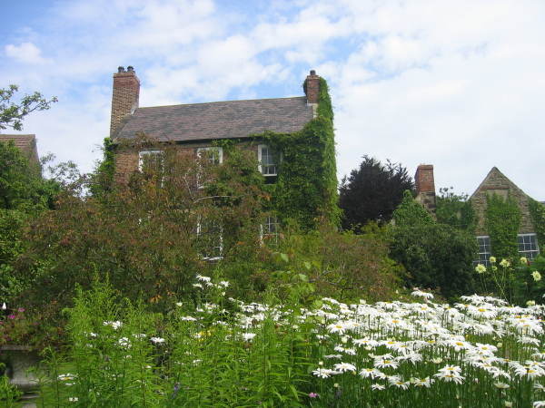 The White Lady of Crook Hall