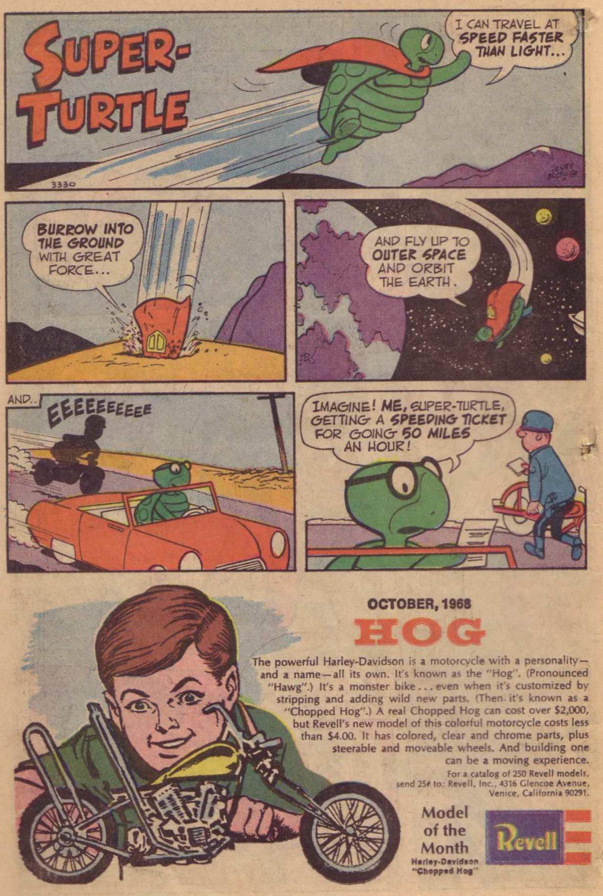 Read online World's Finest Comics comic -  Issue #181 - 11