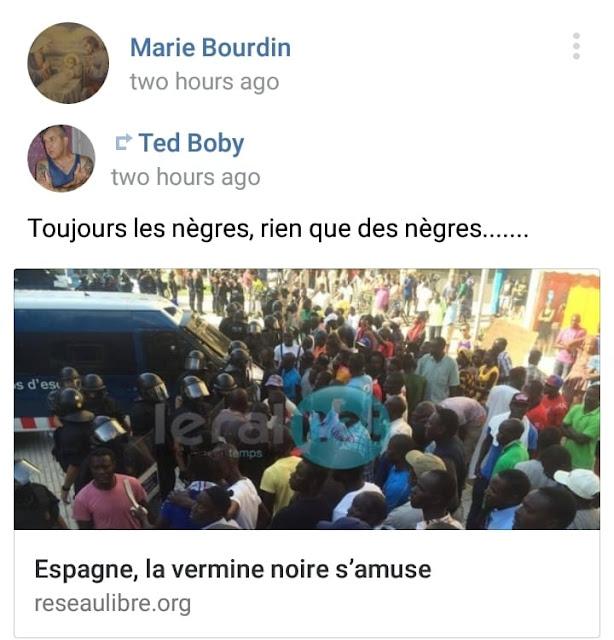 Marie Bourdin