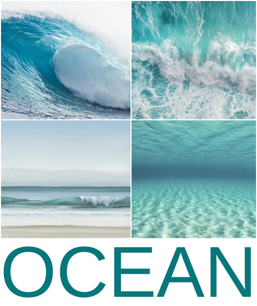 Ocean Photo Art Prints