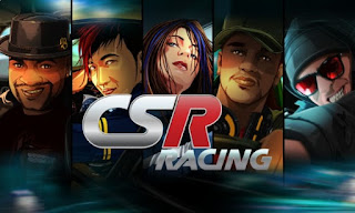 CSR Racing v1.1.5 APK + Data (Unlimited Money & Gold)