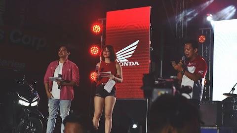 HONDA Unveils the CLICK125i & CLICK150i in Caloocan City's 3rd Arangkada Motorsiklo Festival