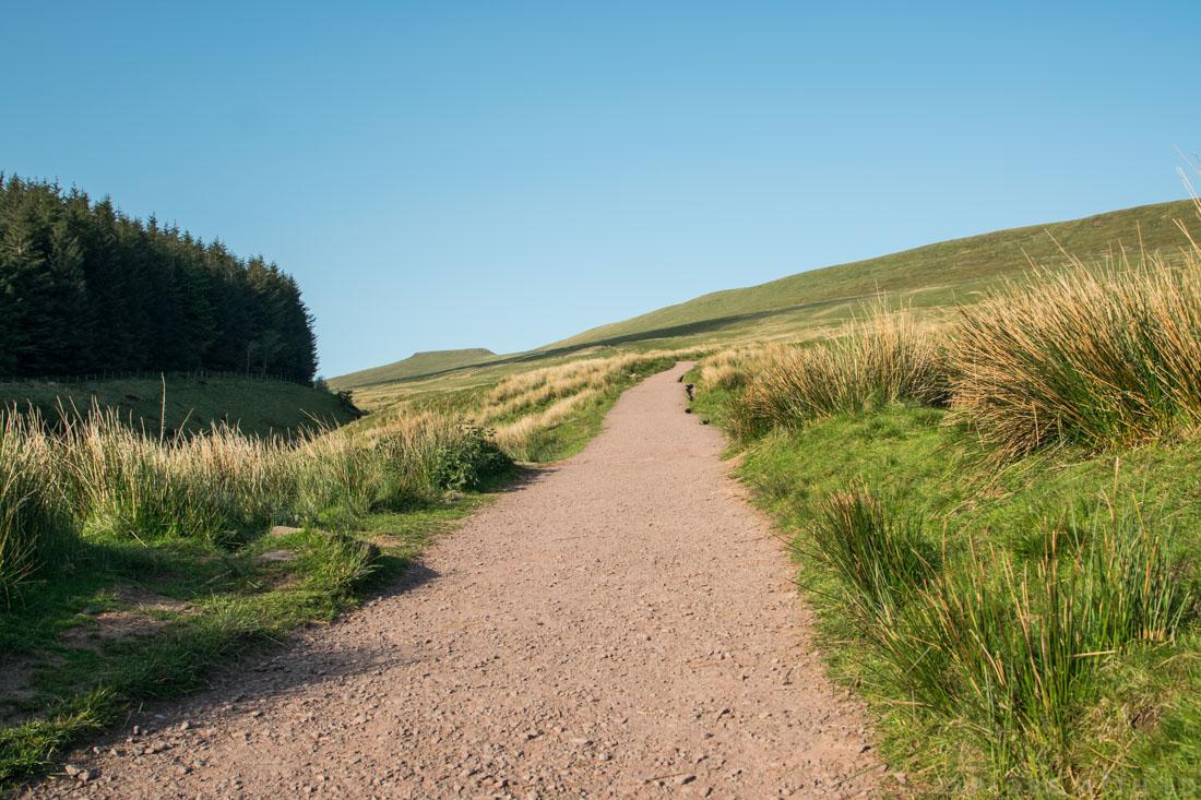 Pen-Y-Fan Walking Trail