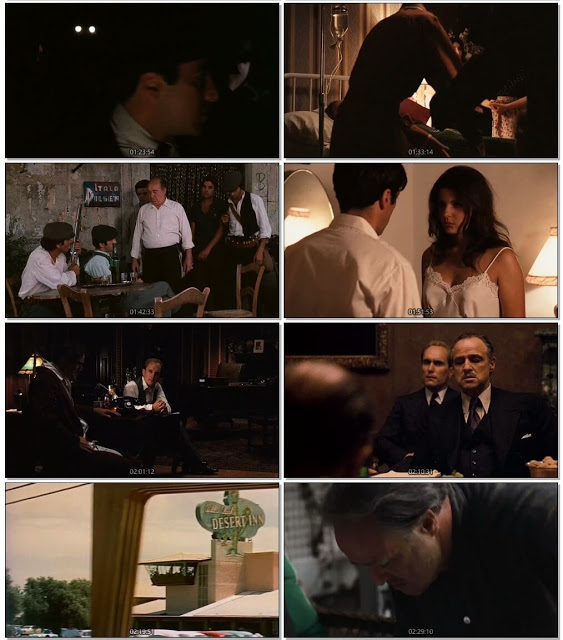 The Godfather(1972) Dual Audio 720P Download