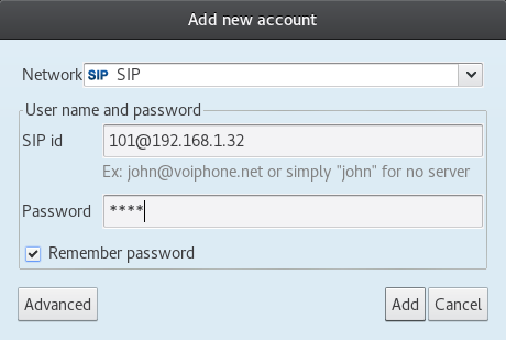 Configuring Mapping between Openfire XMPP users and Asterisk SIP