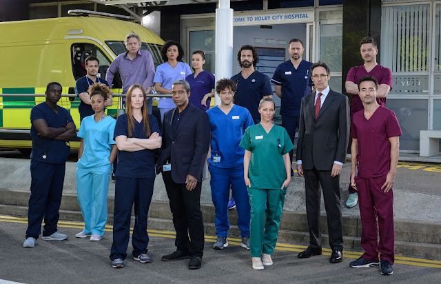 Holby City is killing off a main character