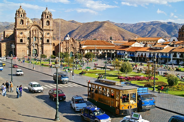 Aluguel de carro em Cusco e Machu Pichu