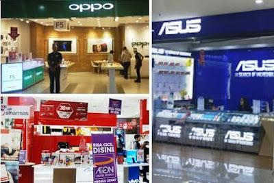 toko hp dan toko acessories handphone terlengkap di kota Bandug
