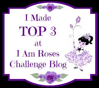 I Am Roses Challenge
