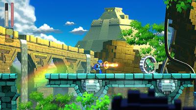 Mega Man 11 Game Screenshot 2