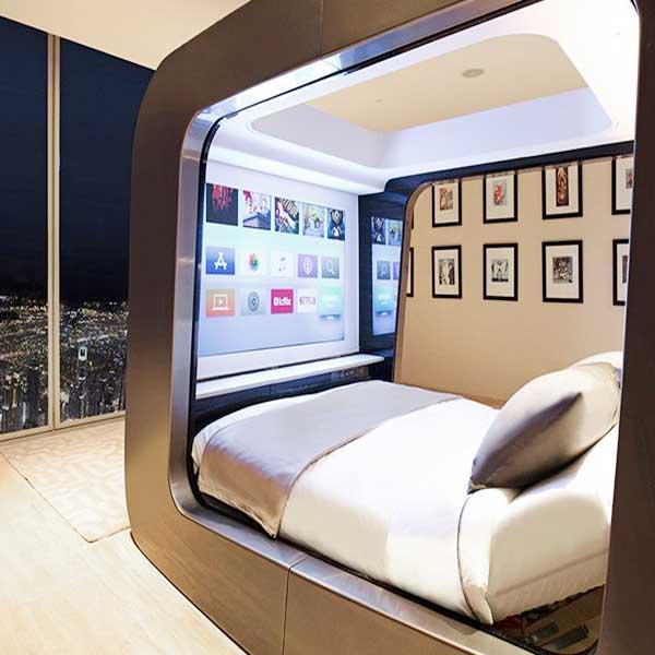 giá giường thông minh