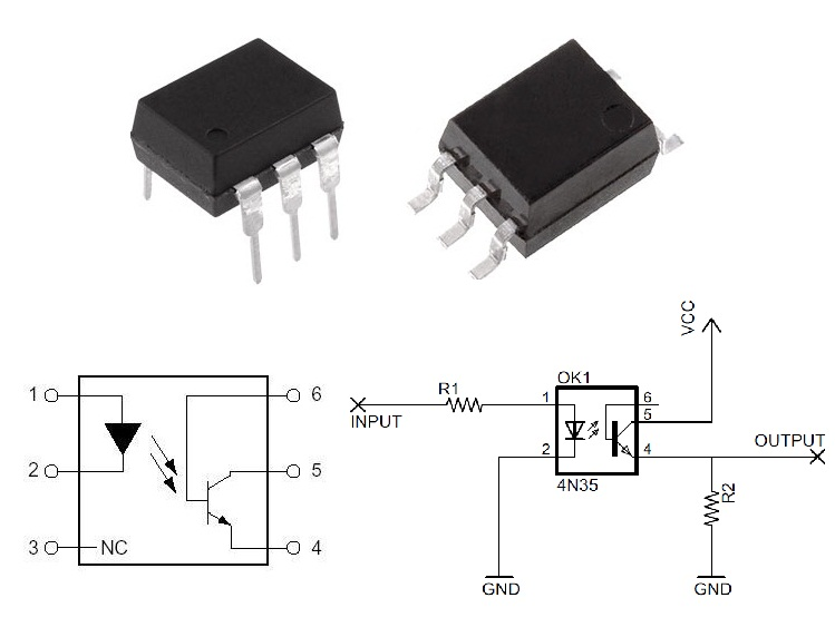 Solid State Relay Led
