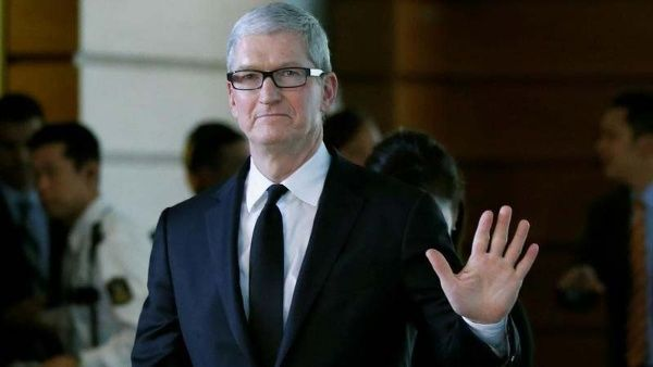"""Las noticias falsas matan la mente"": Tim Cook, CEO de Apple"
