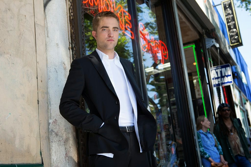 maps to the stars robert pattinson