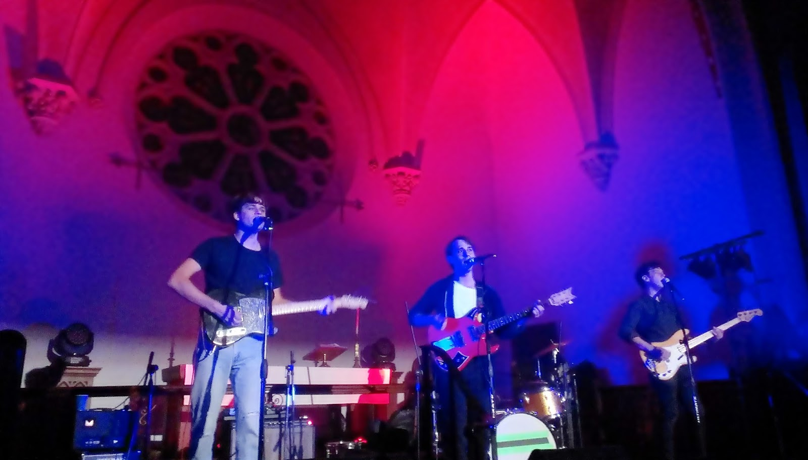 DaveCromwell Writes: American Darlings-Glow, Park Church Co