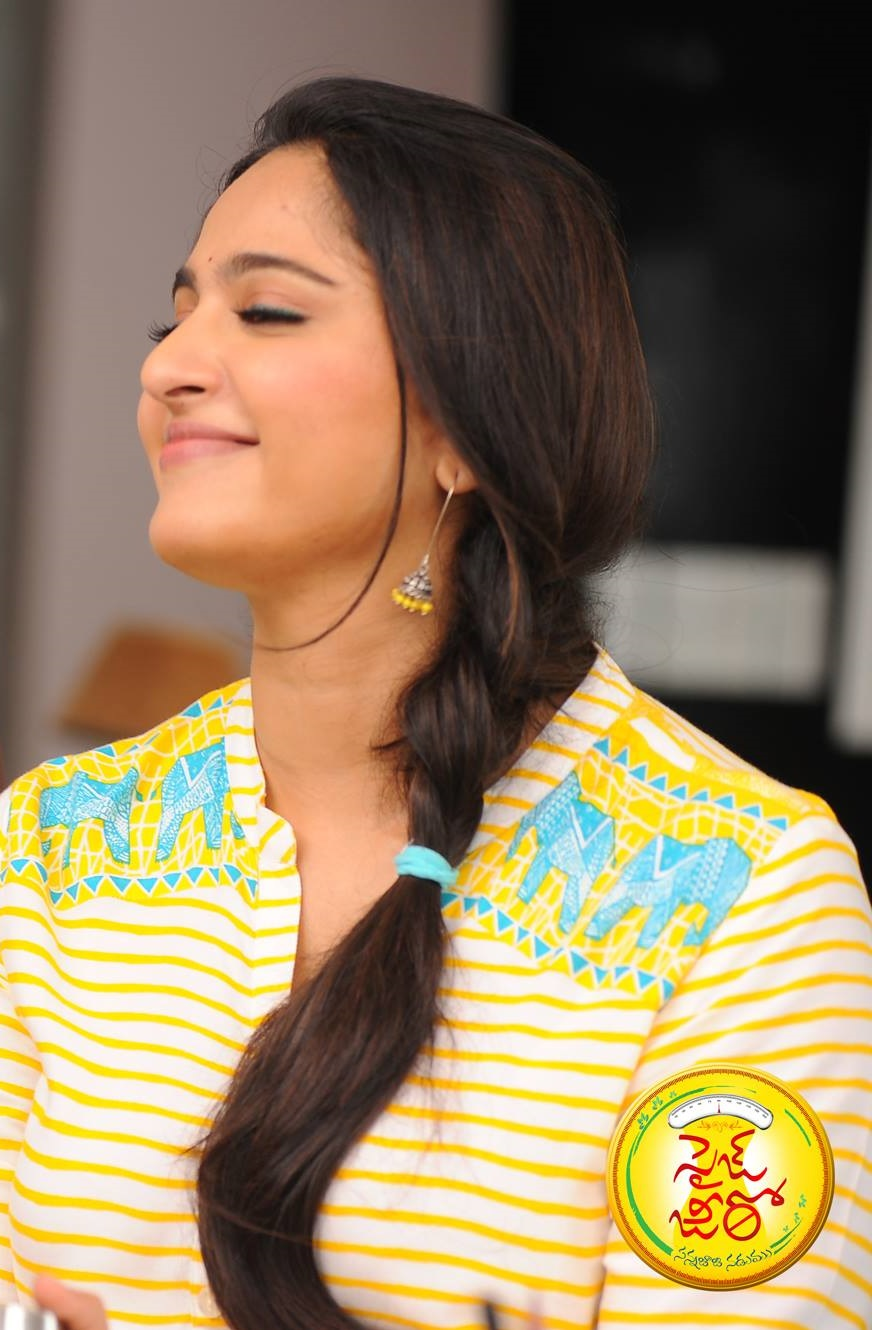 Anushka Shetty Cute Photos From Size Zero Movie