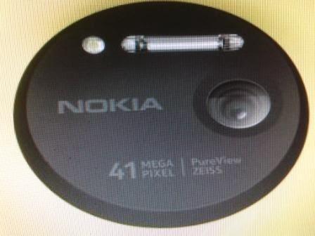 Nokia 1020 Kamera 41 MP