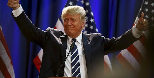 Donald Trump ganhou Super Tuesday porque a América é racista