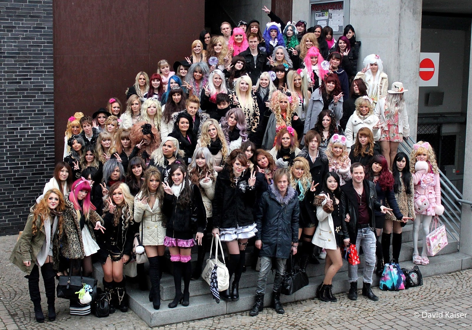 international gyaru lovers winter meetup