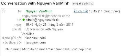 gui mail facebook