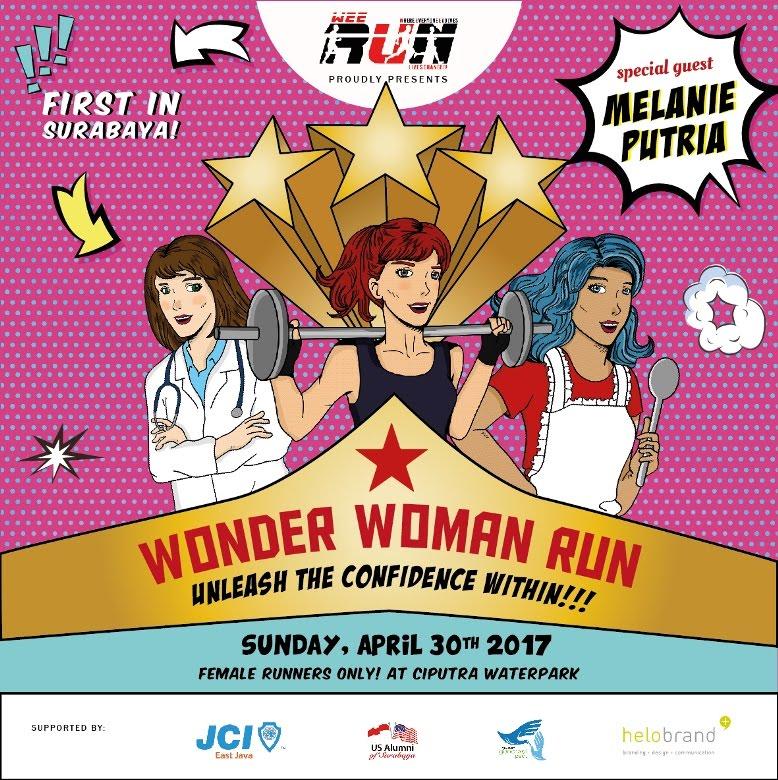 Wonder Woman Run • 2017