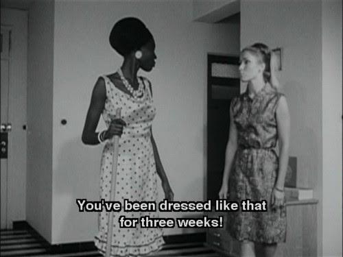 Ousmane Sembène's 'Black Girl'