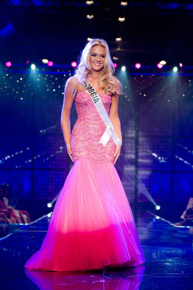 Can julia anderson miss teen usa
