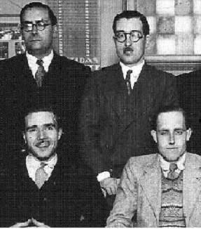 Dr.Vallvé, Cherta, Maristany y Ribera