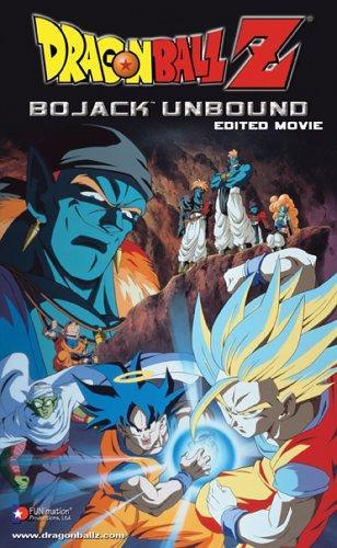 Dragon Ball Z: Bojack Unbound (English Audio)