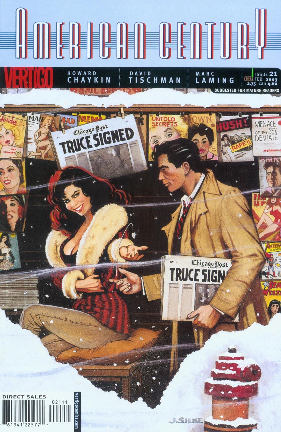 Read online American Century comic -  Issue #21 - 1