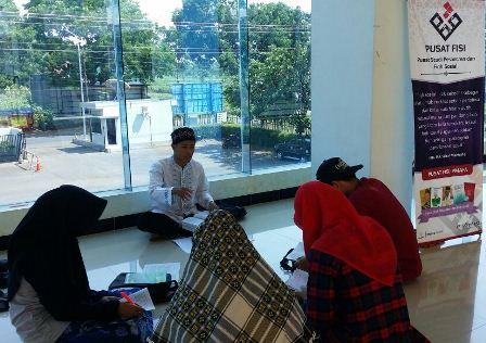 Mahasiswa Peneliti PUSAT FISI Komitmen Dalami Ushul Fiqh