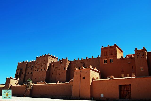 Kasbah Taourirt, Marruecos