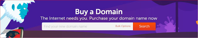 Register Domain at $0.88