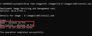 Cách đặt tên và mô tả cho Windows khi chụp tệp hình ảnh gắn kết