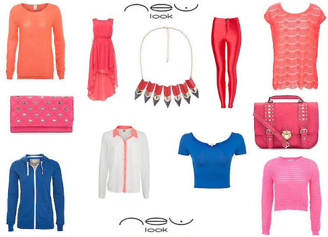 New Look Neon Fashion
