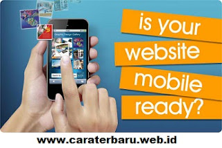 Cara Terbaru Agar Blog Support Mobile Friendly