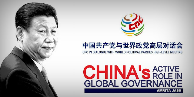 China's Active Role in Global Governance
