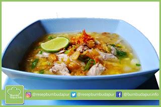Resep Makanan Binte Biluhuta Khas Gorontalo