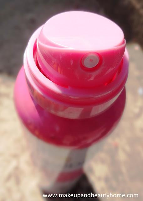 Yardley London English Rose Refreshing Deodorant Body Spray Review