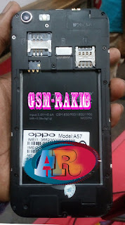 Oppo clone a57 firmware 100% tested without password