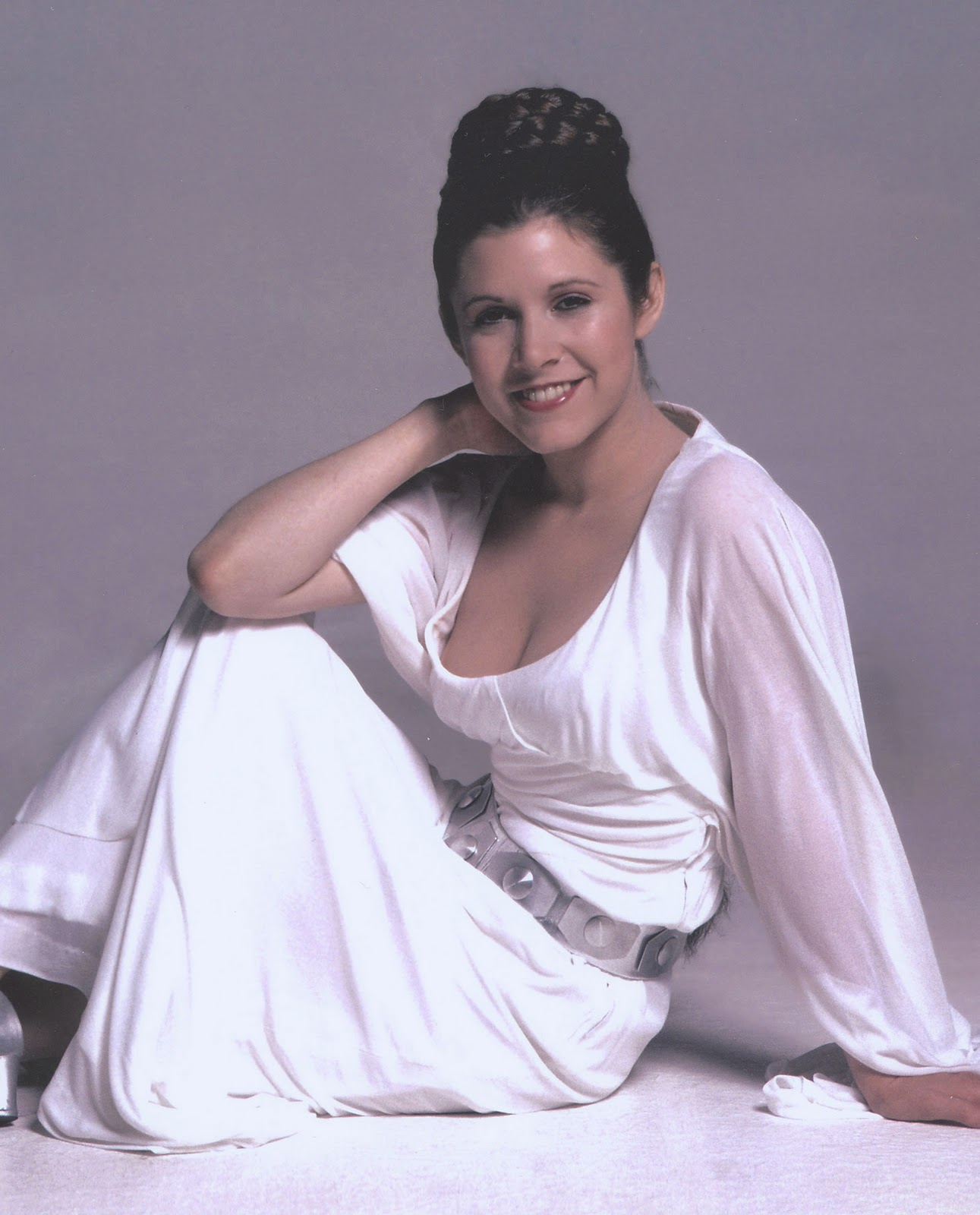 Carrie Fisher As Princess Leia Organa - Nepaetsy-7321