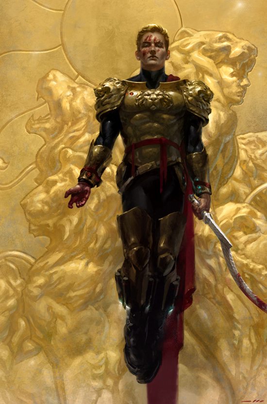 Darrow (Red Rising 2 : Golden Son)