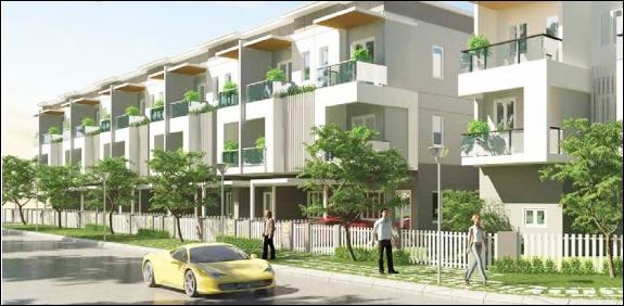 Mua nhà phố Melosa Garden để đầu tư