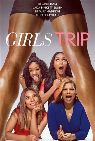 Girls Trip [2017] [DVDR] [NTSC] [Latino]