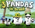 Igrice 3 Pandas in Brazil