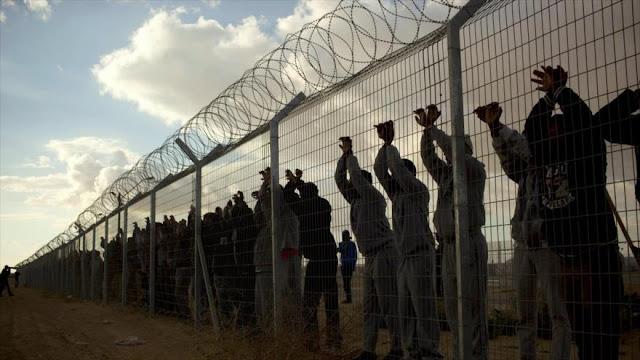 Informe: Israel detiene al año cientos de africanos sin juicio